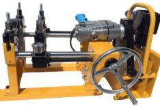 фото: механический аппарат для стыковой сварки МСПТ-160У2