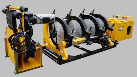 фото: гидравлический аппарат для стыковой сварки МСПТУ-315