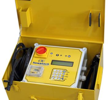 фото: электромуфтовый аппарат Nowatech ZEEN-2000 PLUS