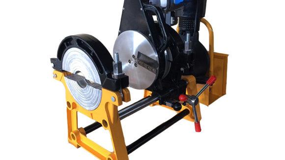 фото: МСПТ-200Д2 Механический сварочный аппарат для стыковой сварки пластиковых ПНД полиэтиленовых ПЭ труб встык