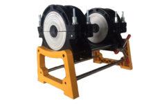 фото: МСПТ-250Д4 Механический сварочный аппарат для стыковой сварки пластиковых ПНД полиэтиленовых ПЭ труб встык