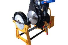 фото: МСПТ-160Д2 (Россия) Гидравлический сварочный аппарат для стыковой сварки пластиковых ПНД полиэтиленовых ПЭ труб